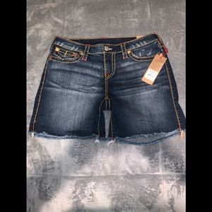 True religion shorts /// brand new with tags